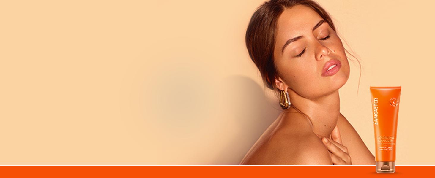 LANCASTER Sun Body Ultra Tanning Dry Oil Fast Tan Optimizer SPF 50