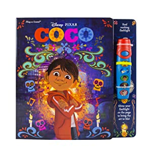 flashlight,sound,book,toy,toys,picture,pi,kids,p,i,phoenix,international,publications.coco,miguel