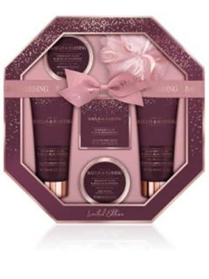 Baylis & Harding Midnight Plum & Wild Blackberry Luxury Pamper Gift Set