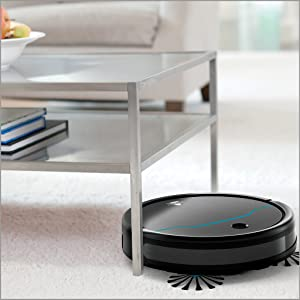 Amazon Com Bissell Ev675 Robot Vacuum Cleaner For Pet
