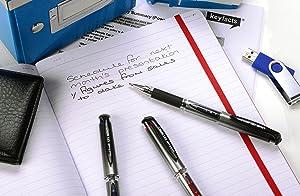 student pens
