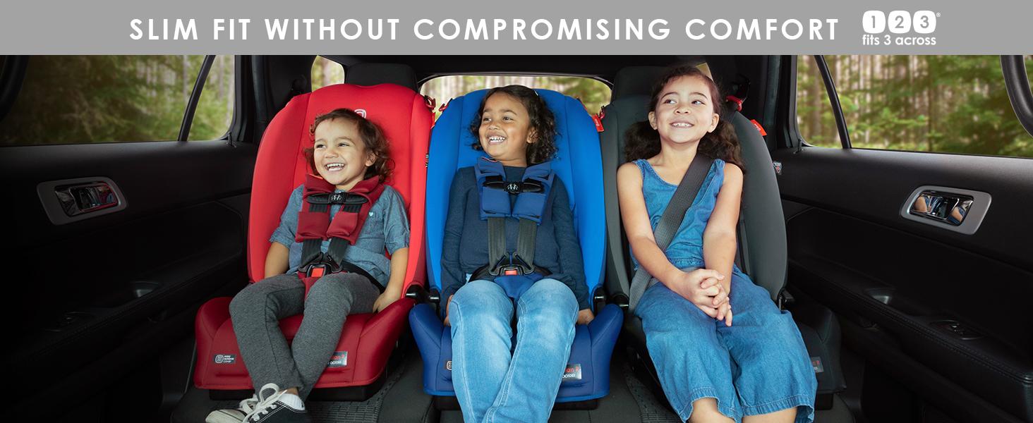 radian 3R slim fit car seat
