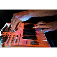 25 note MIDI keyboard