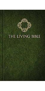 living bible nlt new living translation paraphrase tyndale house publishers kenneth taylor scripture