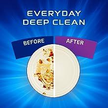 Everyday deep clean