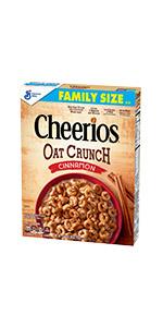 Oat Crunch cheerios