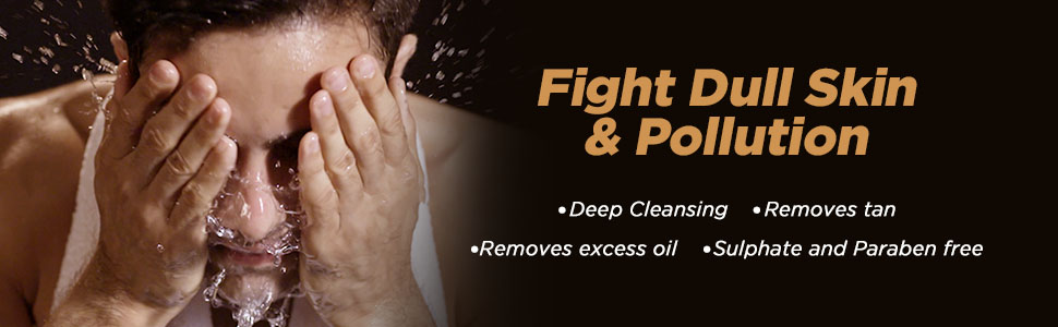 argan face wash ylang skin clear oily smooth soft supple clear de tan pollution charcoal pores dirt