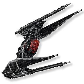 Star Wars, The Last Jedi, Episode VIII, Kylo Ren, BB-9E, First Order Stormtrooper, TIE Pilot