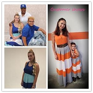 family matching dress