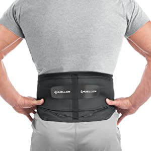 Adjustable Lumbar Back Brace