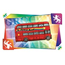 Travel; Ticket To Ride London; Token; Card; Double Decker; Bus