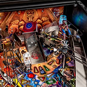 Amazon com : Stern Pinball Iron Maiden Legacy of the Beast Arcade