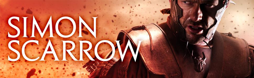 Simon Scarrow, Roman, Blood of Rome, Cato and Macro