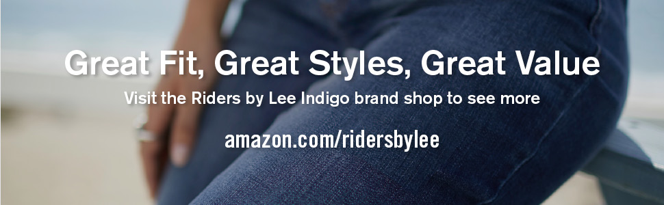 Riders by Lee Indigo Women's Plus Size