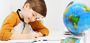 augmented reality, globe, geography, smart learning, mobile, fun, learning, travel, children, kids,