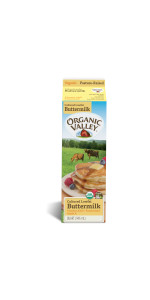 Cultured buttermilk can be used in pancakes, biscuits or even salad dressings