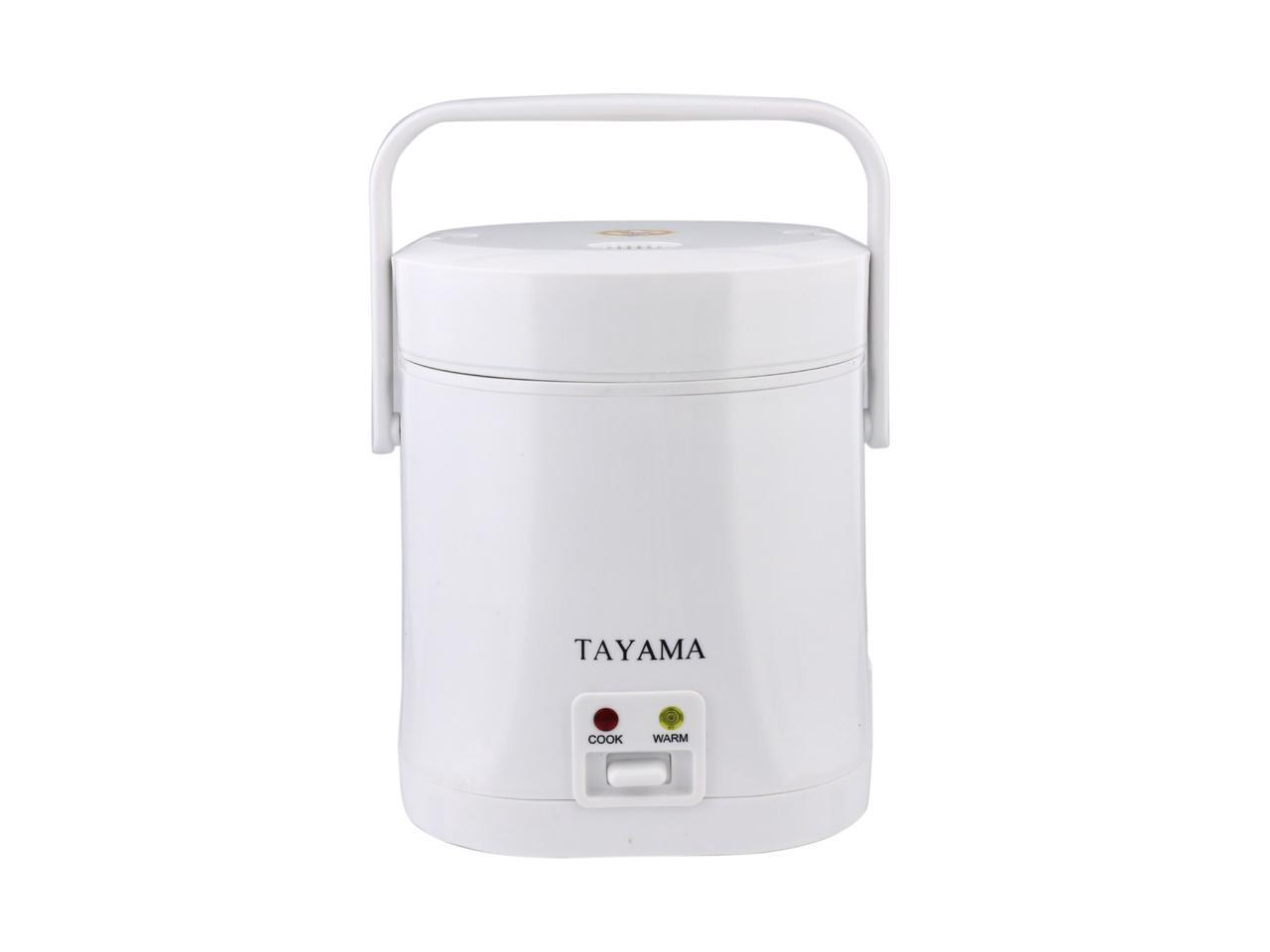 Amazon.com: Tayama TMRC-03 1.5 Cup Portable Mini Rice