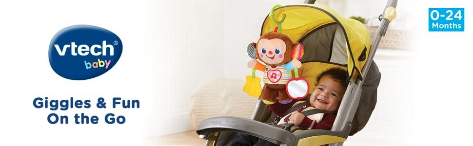 VTech Cuddle amp; Swing Monkey