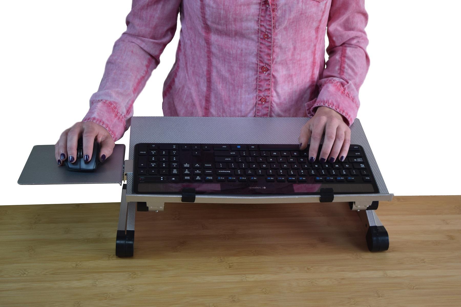 Amazon Com Uncaged Ergonomics Lift Standing Desk
