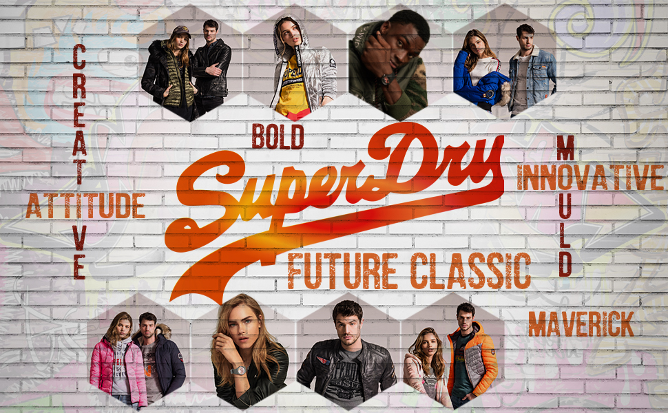 Superdry Brand Story