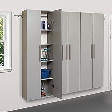 "HangUps 72"" Storage Cabinet Set C - 3 pieces"