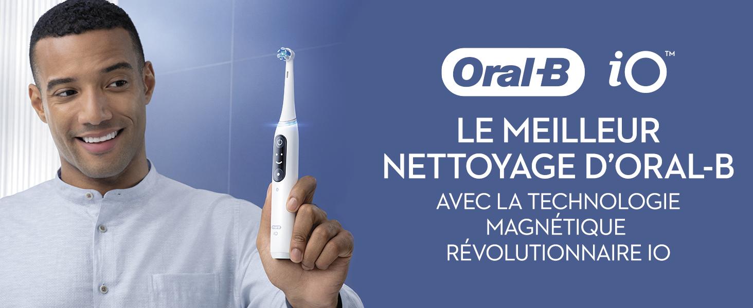 Oral-B iO7n Series White Alabaster