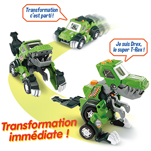 dinos, dino, jouet enfant, switch dinos, voiture enfant, voiture dino, dino transformable
