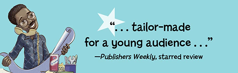 """...tailor-made for a young audience...""-Publishers Weekly starred review"