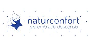 Naturconfort Somier de láminas, Haya, 135x180