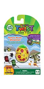 LeapFrog RockIt Twist Game Pack Banzai Beans Showdown