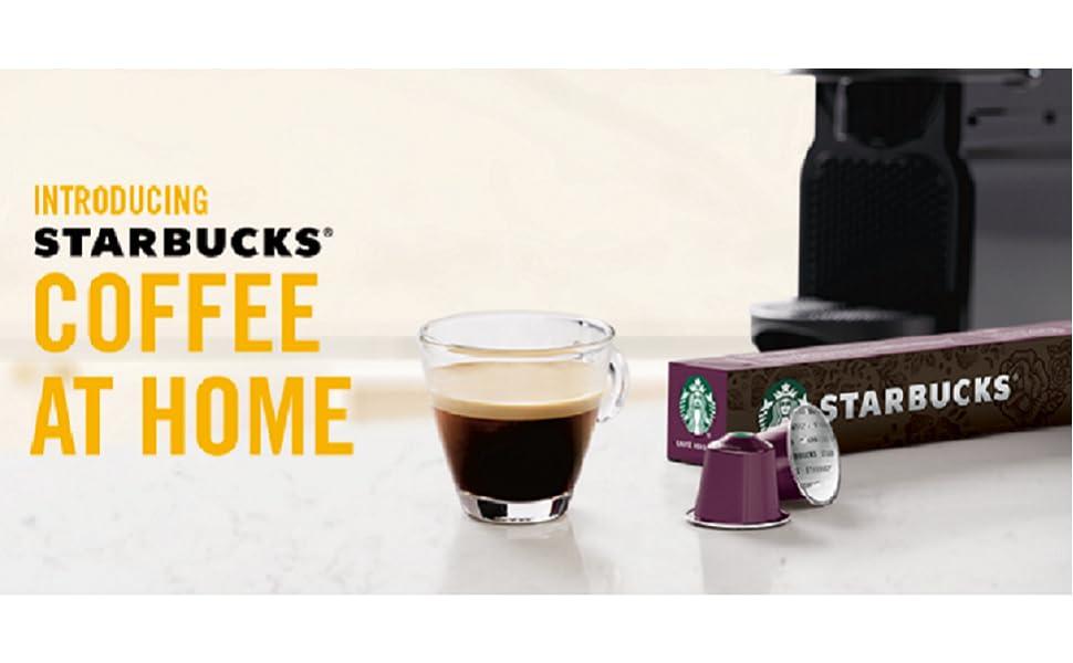 Starbucks by Nespresso Coffee Pods
