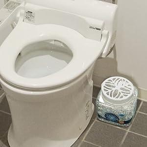 アクアリフレ 消臭剤 室内用 トイレ用 ペット用 ビーズ  無香料 ライオンケミカル 消臭ビーズ