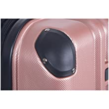 Luggage, Suitcase, Designer, Reaction, Durable, Hardside, Upright, Spinner,Carry On, Small Suitcase,