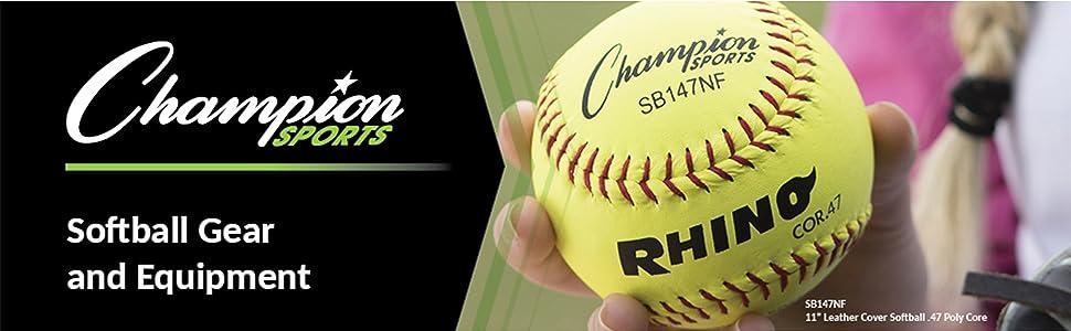 Champion Sports Softball (SB147NF)