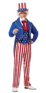 Uncle Sam, Independence Day, 4th of July, Fourth of July, Lady Liberty, Historical Figures