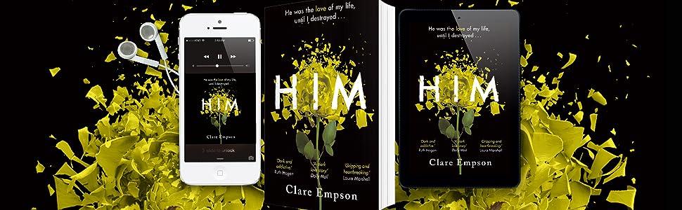 him clare empson dark thriller big little lies 13 reasons why love story