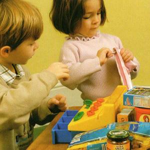 Numeracy skills, money, play store, addition, subtraction, money concept, language skills