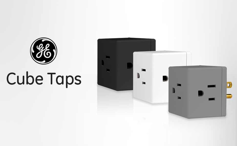small compact three 3 outlet outlets adapter extender