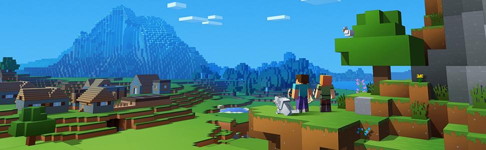 Amazon.com: Minecraft Starter Collection - Xbox One