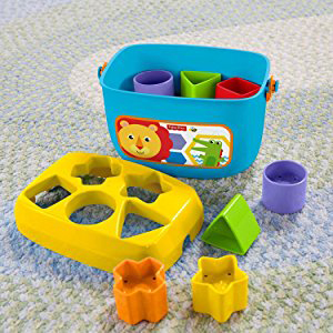 Rock-a-Stack Toy