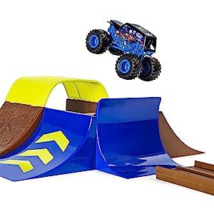 Monster Jam, Truck, Vehicle, Grave Digger