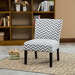 Best Armless Accent Chairs Set