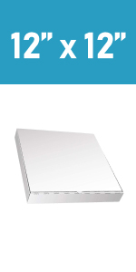 take out container; pizza boxes; pizza boes 12x12; cardboard boxes; card board boxes; white
