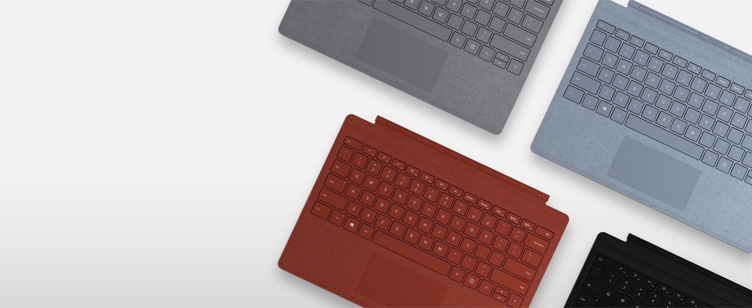 Microsoft Clavier pour Surface Pro Type Cover