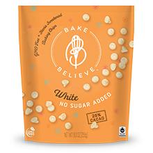White Baking Chips