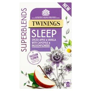 sleep herbal fruit infused tea