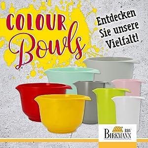 Colour Bowls RBV Birkmann Bol mélangeur Multicolore