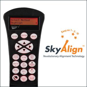 NexStar 6SE Sky Align.