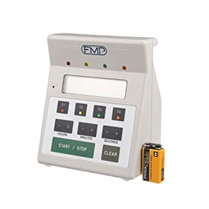 4-in-1 Digital Timer by FMP, Hand-Wash and Sanitizing Timer and More