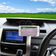 車載ホルダー スマホ車 スマートフォン車 スマホホルダー